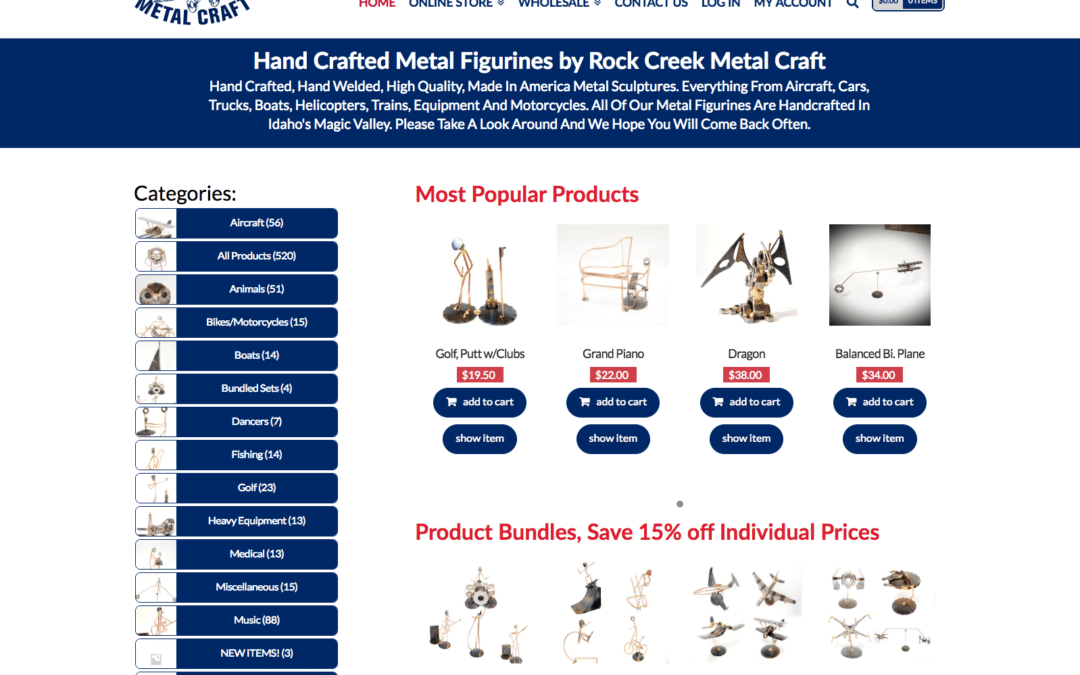 Rock Creek Metal Craft